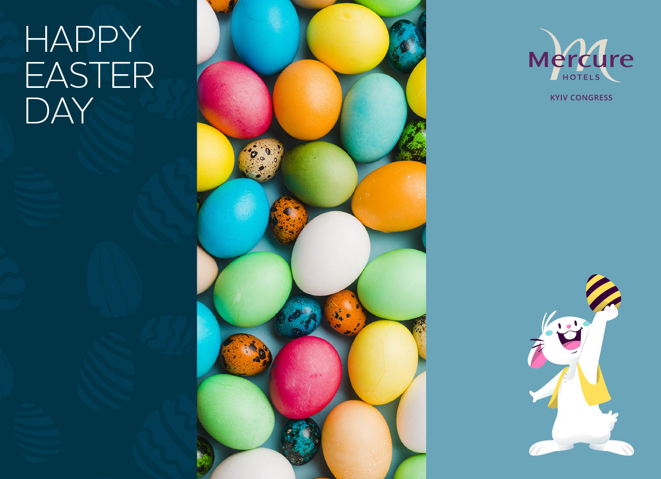 Happy Easter from Mercure!
