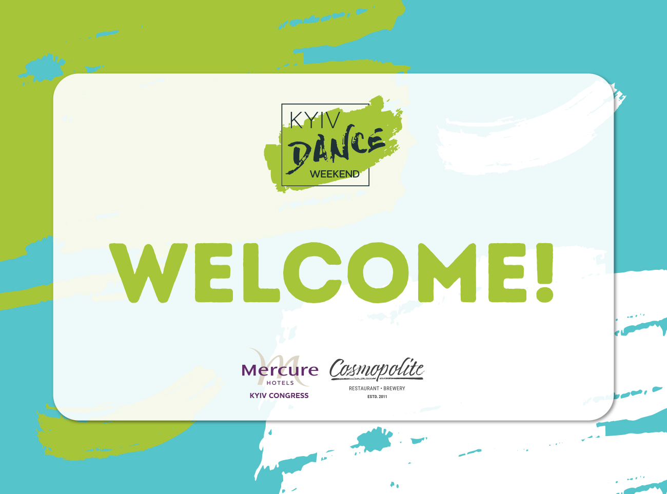 Mercure complex welcomed Kyiv Dance Weekend