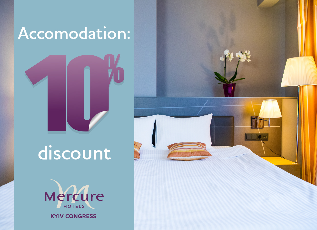 Special March offer by Mercure
